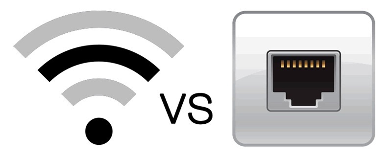 WiFi vs Ethernet