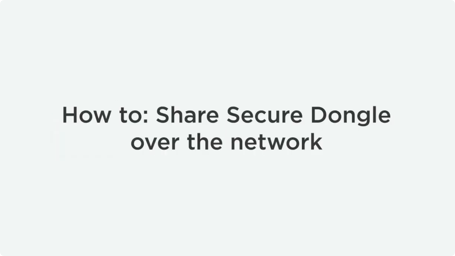 How To Share USB Dongle Over Network